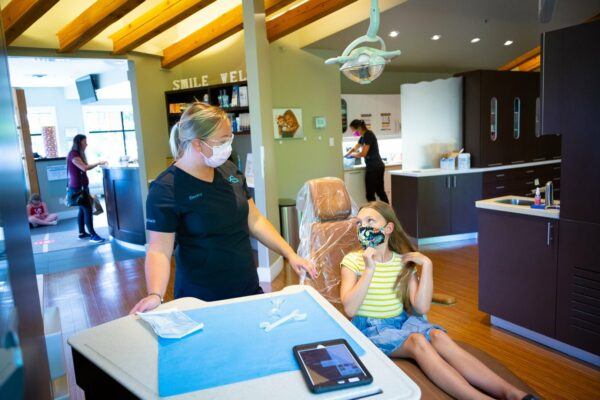 Staff Candids Oceans Edge Orthodontics 2020 Nanaimo Canada Orthodontist 93 600x400 - Contact Us